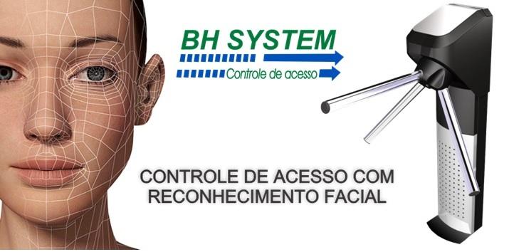 Controle de Acesso com reconhecimento facial - BHSYSTEM