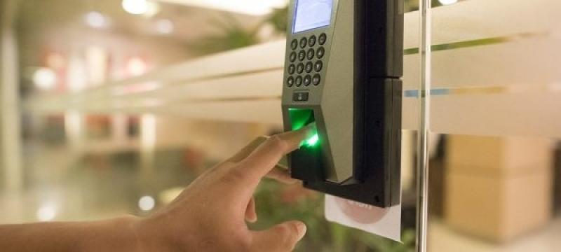 Controle de Acesso de Pessoas Preço Itamarandiba - Controle de Acesso Biométrico