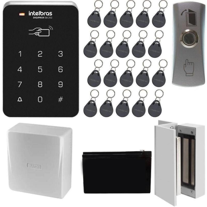 Sistemas de Controle de Acesso para Condomínio Juiz de Fora - Controle de Acesso Biométrico