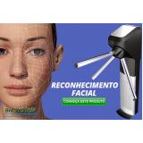 controle de acesso reconhecimento de face