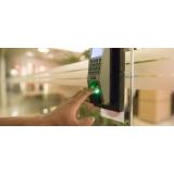 quanto custa controle de acesso biométrico Dom Joaquim