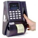 relógio ponto biométrico Contagem